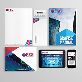 grafisk design FSG